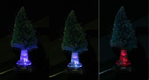 5 25 christmas tree style usb powered multicolored led