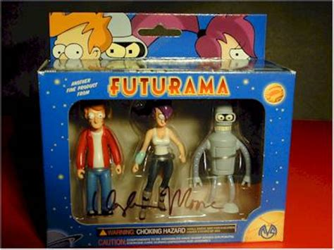 futurama christmas ornaments from mac