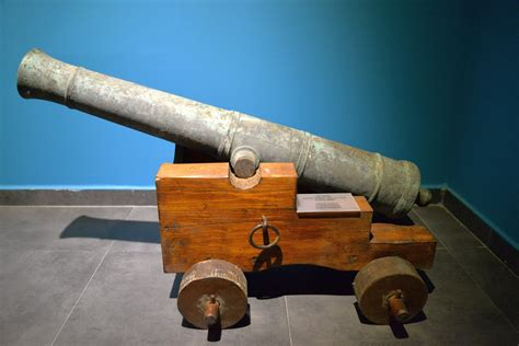 ottoman cannons archaeological museum in alanya turkish archaeological news