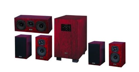 quad  ite  speaker system rosewood cheap home