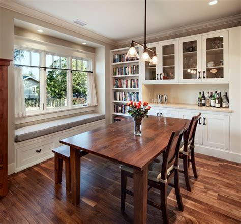 craftsman bungalow remodel craftsman dining room