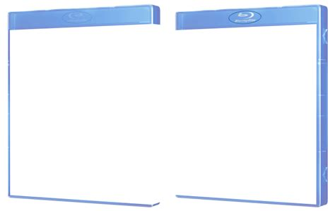 blu ray case template