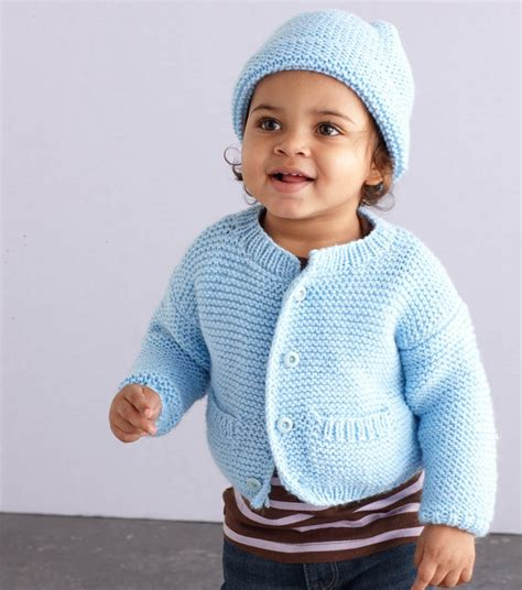 easy knit sweater pattern toddler free free garter stitch baby cardigan knitting patterns