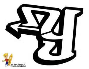 Banksy graffiti alphabets free graffiti alphabet coloring