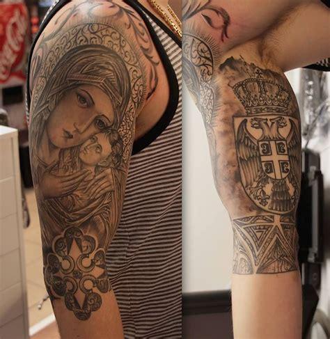 serbian tattoos serbian and