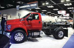 2016 Ford F 650 2016 Ford F 650 And F 750 8 Lug Work Truck Review 2016