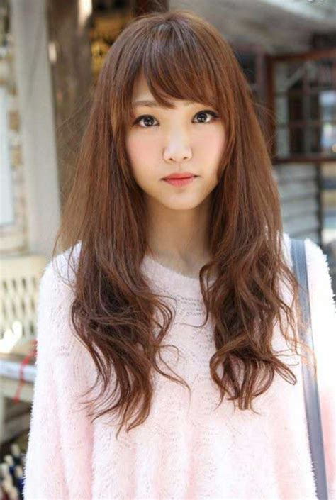 korean haircuts for long straight hair 15 latest korean hairstyle 2014 hairstyles haircuts
