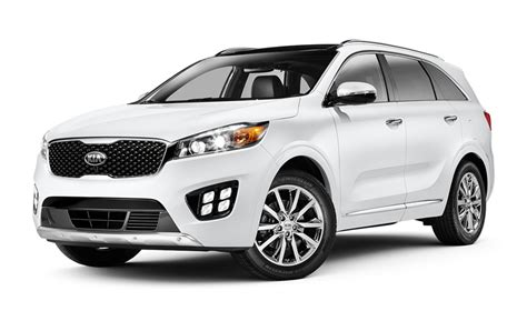Car And Driver Kia Sorento Kia Sorento Reviews Kia Sorento Price Photos And Specs