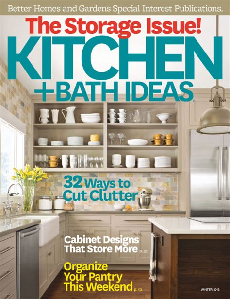 kitchen and bath ideas winter 2013 187 pdf magazines archive