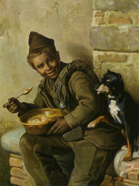 spazza camino file aurelio zingoni meal time for the chimney sweep 1881