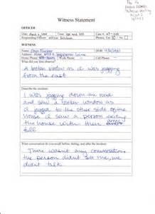 witness statement template witness statement slcctech2100 s