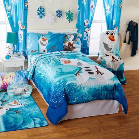 frozen full size comforter buy disney frozen olaf build a snowman twin full bedding