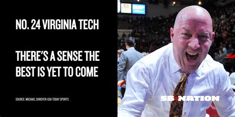 Virginia Tech Memes - buzz williams has virginia tech ready to dance again