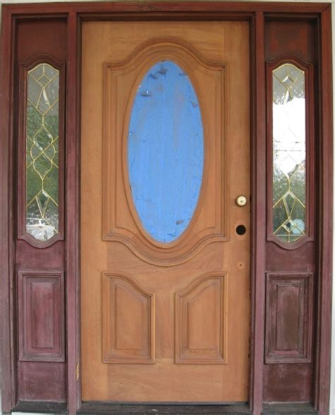 Refinishing Exterior Door Refinishing Exterior Wood Door General Discussion Contractor Talk