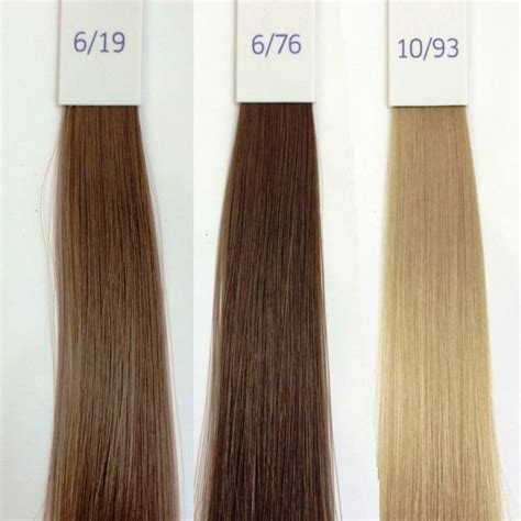 wella illumina color chart wella professionals illumina color