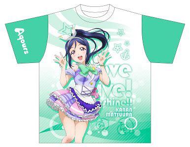 Kaos Anime Lovelive Takami Chika Graphic T Shirt amiami character hobby shop live graphic t shirt c kanan