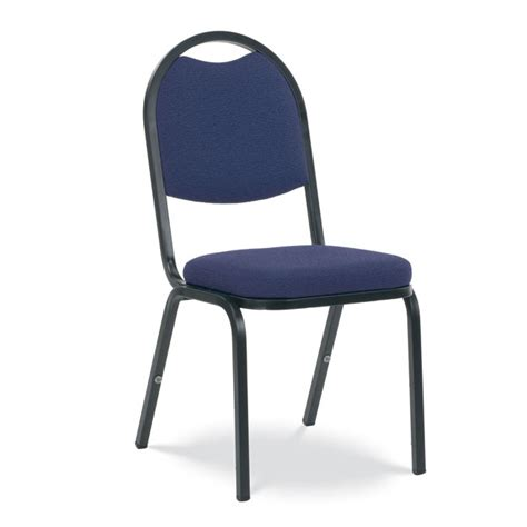 virco fabric padded stack chair     crown seat  padded stack chairs