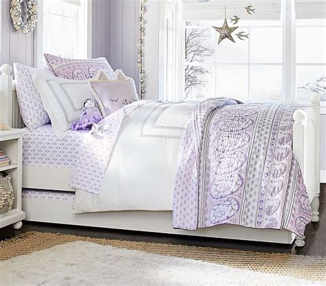 pottery barn kids comforters keira paisley quilted bedding pottery barn kids
