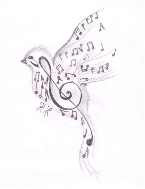 music bird tattoo 34 best songbird images on songbird