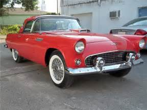 1956 Ford Convertible 1956 Ford Thunderbird Convertible 154022
