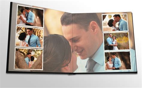 Wedding Album by How To Tell Your Fairytale Story Through A Wedding Album