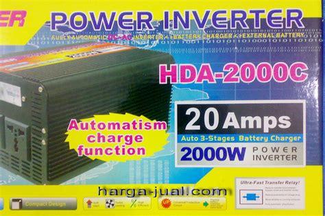 Harga Power Inverter 200w power inverter murah mengubah arus dc menjadi ac harga