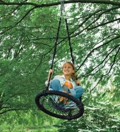 and rope outdoor swing gift ideas