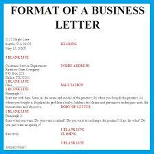 Business Letters Kinds And Examples Different Types Of Business Letters Assignment Point