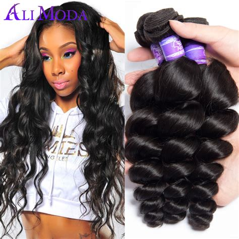 pictures of loose wave hair malaysian virgin hair malaysian loose wave ali moda hair