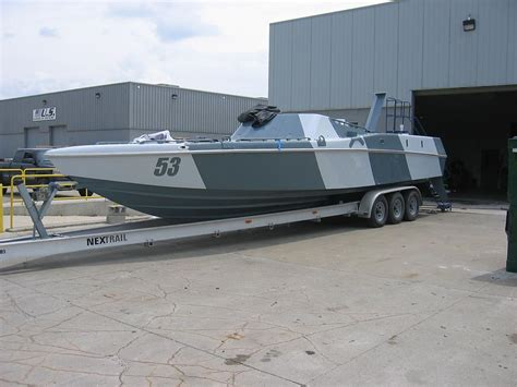 navy seal small boats 1988 40 catamaran navy seal gunboat page 3