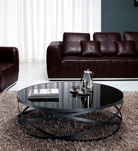 black glass coffee table vg 139 contemporary