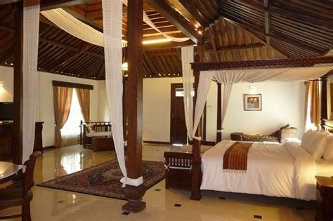 desain kamar hotel resort yang bernuansa etnik jawa intip desain rumah tradisional jawa modern 187 info berita