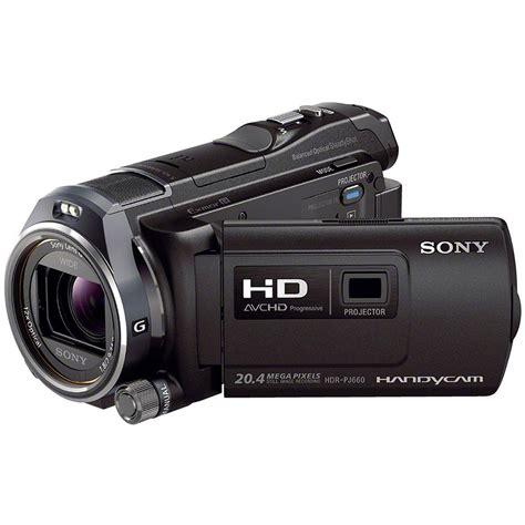 Memory Handycam sony hdr pj660e 64gb handycam hd camcorder hdr pj660e b h photo
