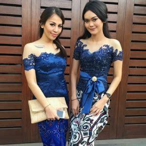 Kebaya Bali Modern Modifikasi Wisuda Wedding 07 model kebaya modern lengan pendek untuk pesta dan kerja