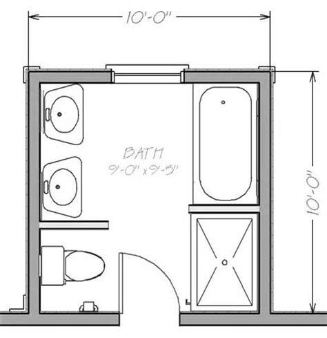 10 x 9 bathroom layout bathroom floor plans for 8 x 8 room impressive 8 x 10
