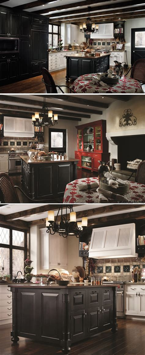 kitchen designs by ken kelly create the look of this wood mode european country kitchen