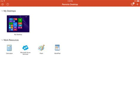 best remote desktop microsoft remote desktop screenshot