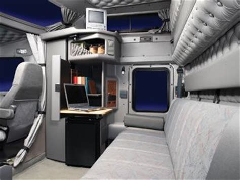 Inside Of Sleeper Trucks by I Want To Design The Inside Of A Semi Truck Cab Someday