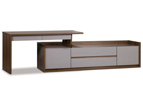 Meuble Design Bureau 150 Modulable De La Collection Meuble Tv Bureau