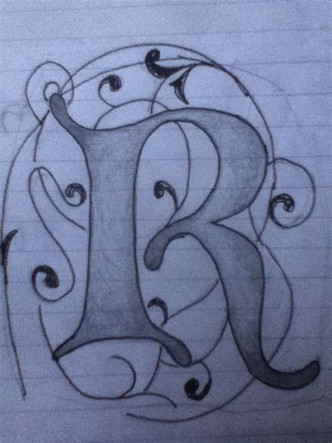 r d tattoo celtic r design by beckstag on deviantart