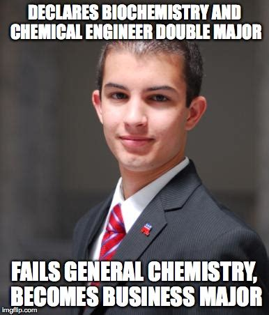 Engineering Major Meme - college conservative imgflip