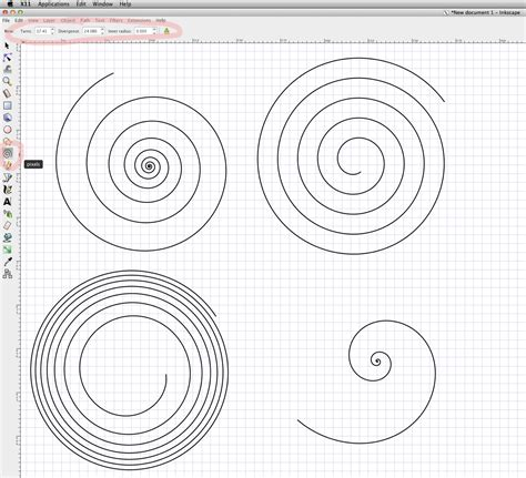 spiral pattern drawing machine how to draw a spiral autodesk community