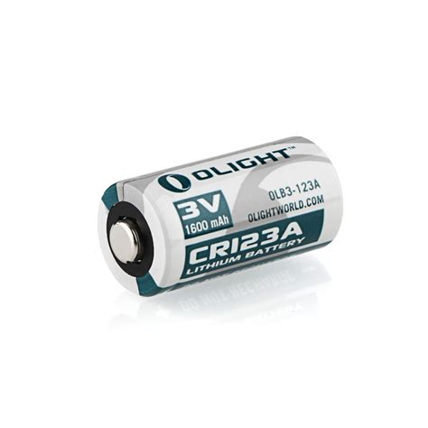 Batrei Cr123a Limited olight cr123a lithium battery buy now olightstore