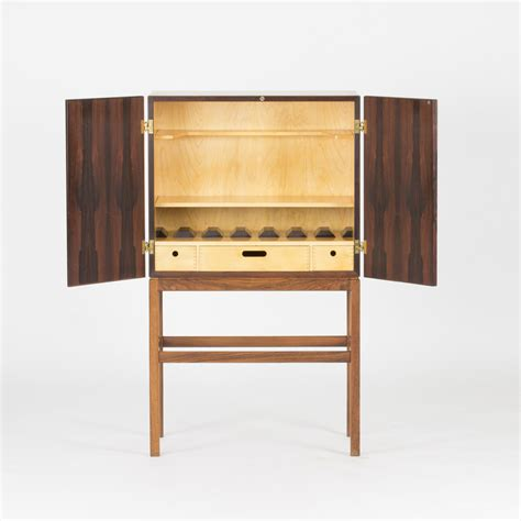 Open Bar Cabinet Sold Nordlings Antik