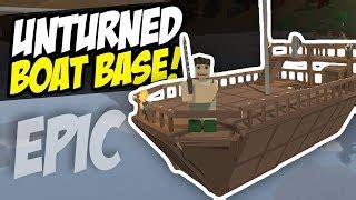 speed boat unturned unturned costum vehicle make money from home speed wealthy