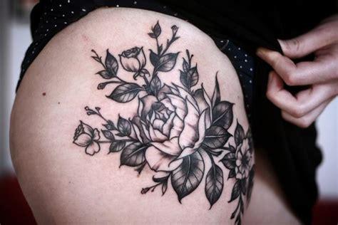 imagenes tatuajes rosas negras tatuajes de rosas negras batanga
