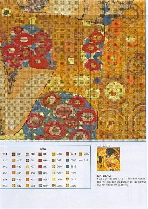 cuadros famosos en punto de cruz gratis solo patrones punto cruz cuadros famosos a punto de cruz