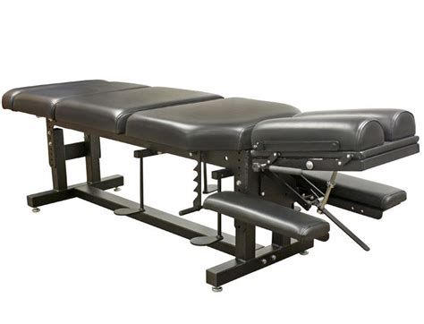 metal drop table phs chiropractic