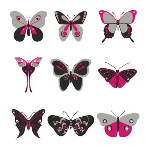 sticker papillons d 233 coratifs