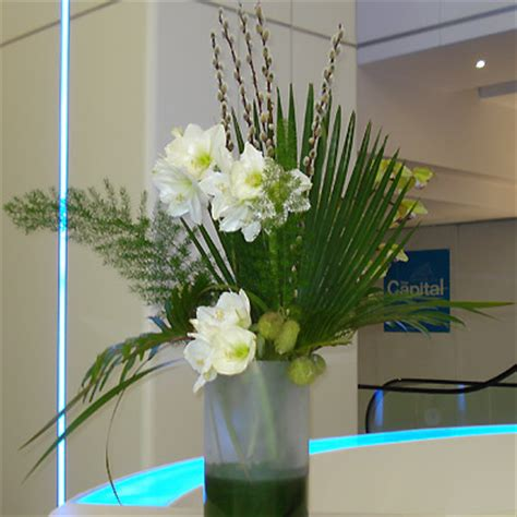 Flowers On A Vase Osmosis Flowers